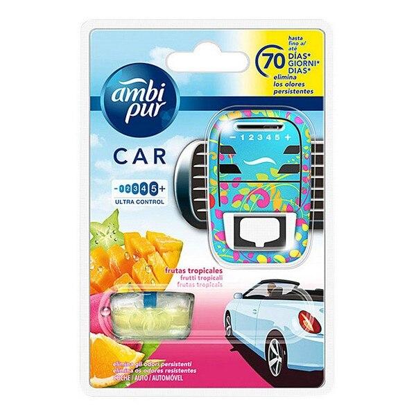 Car Air Freshener Fruta Tropical Ambi Pur (7 ml) - title=