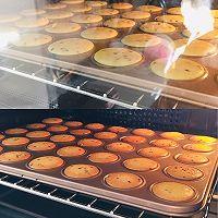 哄娃神器㊙️黑白芝麻蛋圆饼干 简单拌一拌的做法图解4