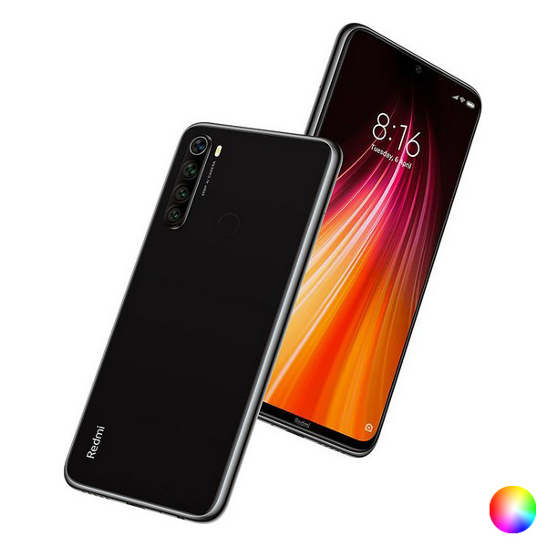 Smartphone Xiaomi Redmi Note 8 6 3'' Octa Core 4 GB RAM 64 GB|Cellphones|Cellphones & Telecommunications - title=