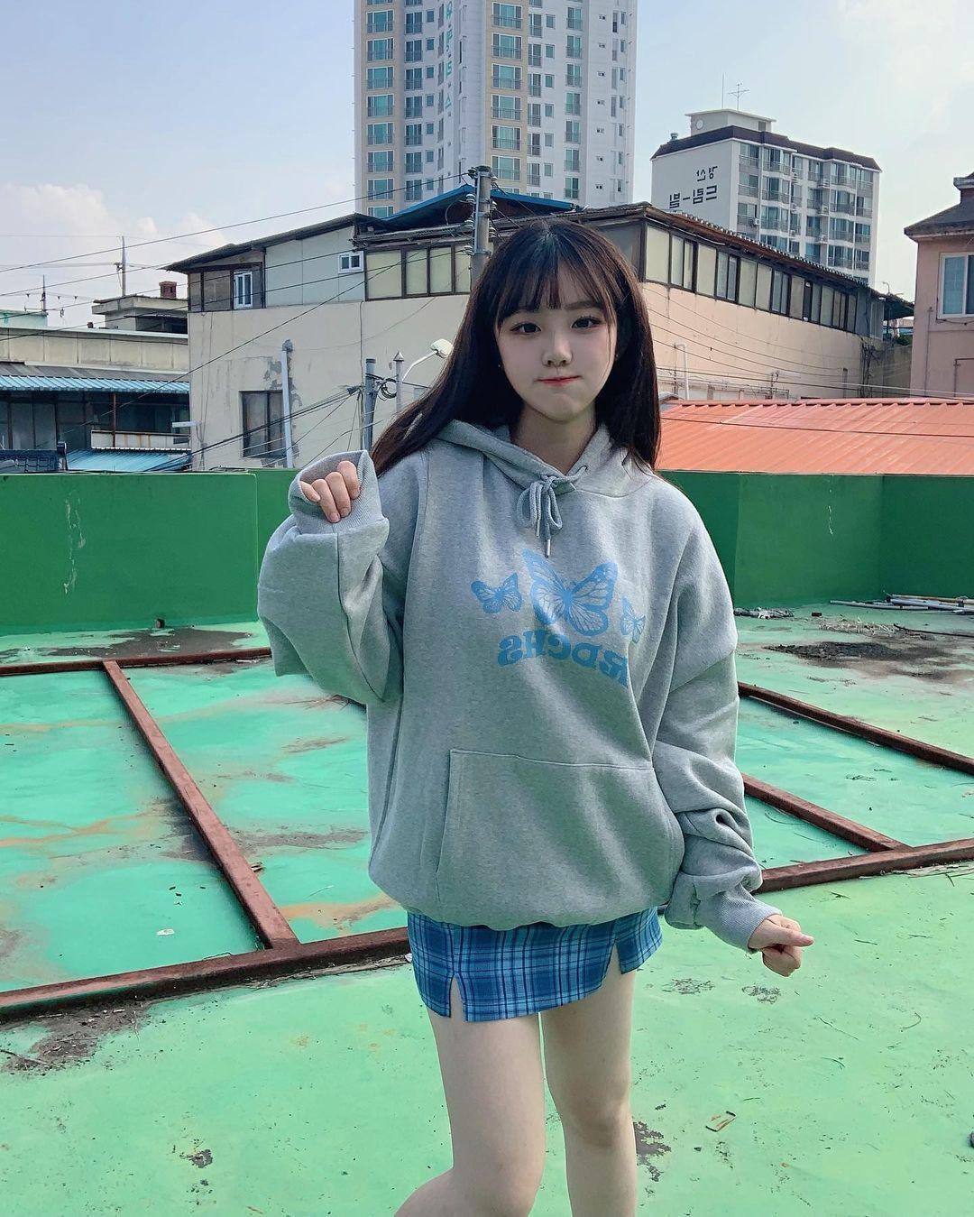 韩国的网红妹子推荐:sejinming 惊艳十足!插图1