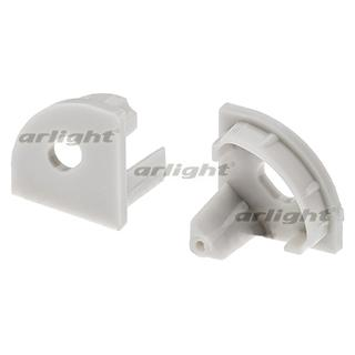 016189 Plug Arh-kant-16r With Hole Arlight Package 10 PCs