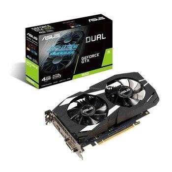 ASUS Dual -GTX1650-4G NVIDIA GeForce GTX 1650 4 ГБ GDDR5
