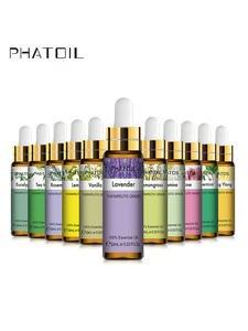 Oils-Diffuser Lavender Lemon Tea-Tree-Aroma-Oil Vanilla Jasmine Rose Mint-Sandalwood