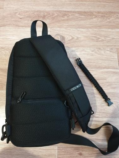 Men's Multifunction Crossbody Bag photo review