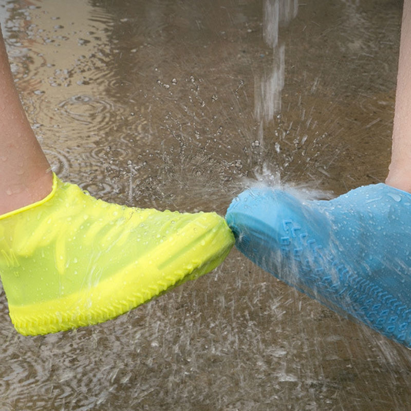 Non Slippery Reusable Waterproof Shoe Cover 2020 Spring Must Have Rainy Days Accessory DROPSHIPPING