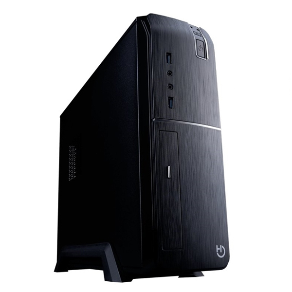 Desktop PC Iggual PSIPC348 I5-9400 8 GB RAM 480 GB SSD W10 Black