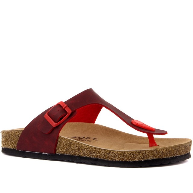Soft Toe Thong Women's Sandals