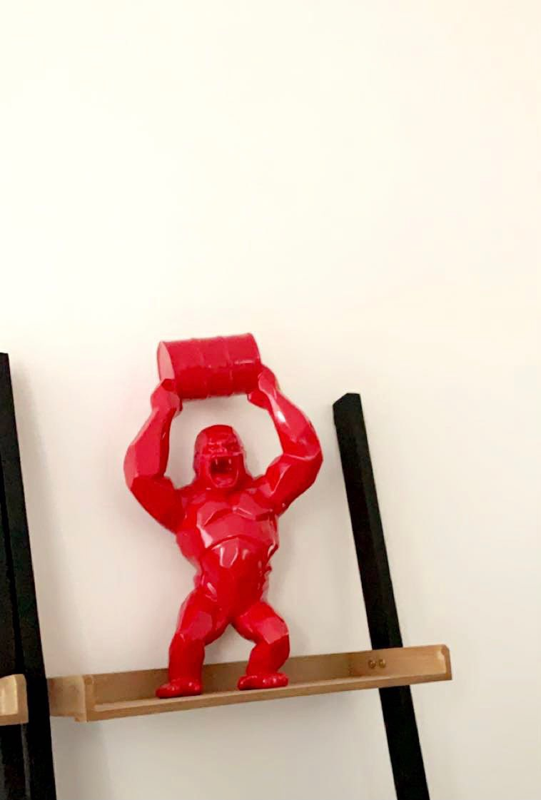 "Creative King Kong Decoration  (16"" Large Gorilla) photo review"