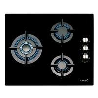 Fogão a gás cata cci6021 60 cm (3 fogões) Cooktops     -