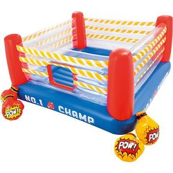 Inflatable bouncer Intex boxing ring, 48250NP