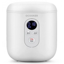 Мультиварка Xiaomi Ocooker Induсtion Heating Rice Cooker 1.2L White Qf1201