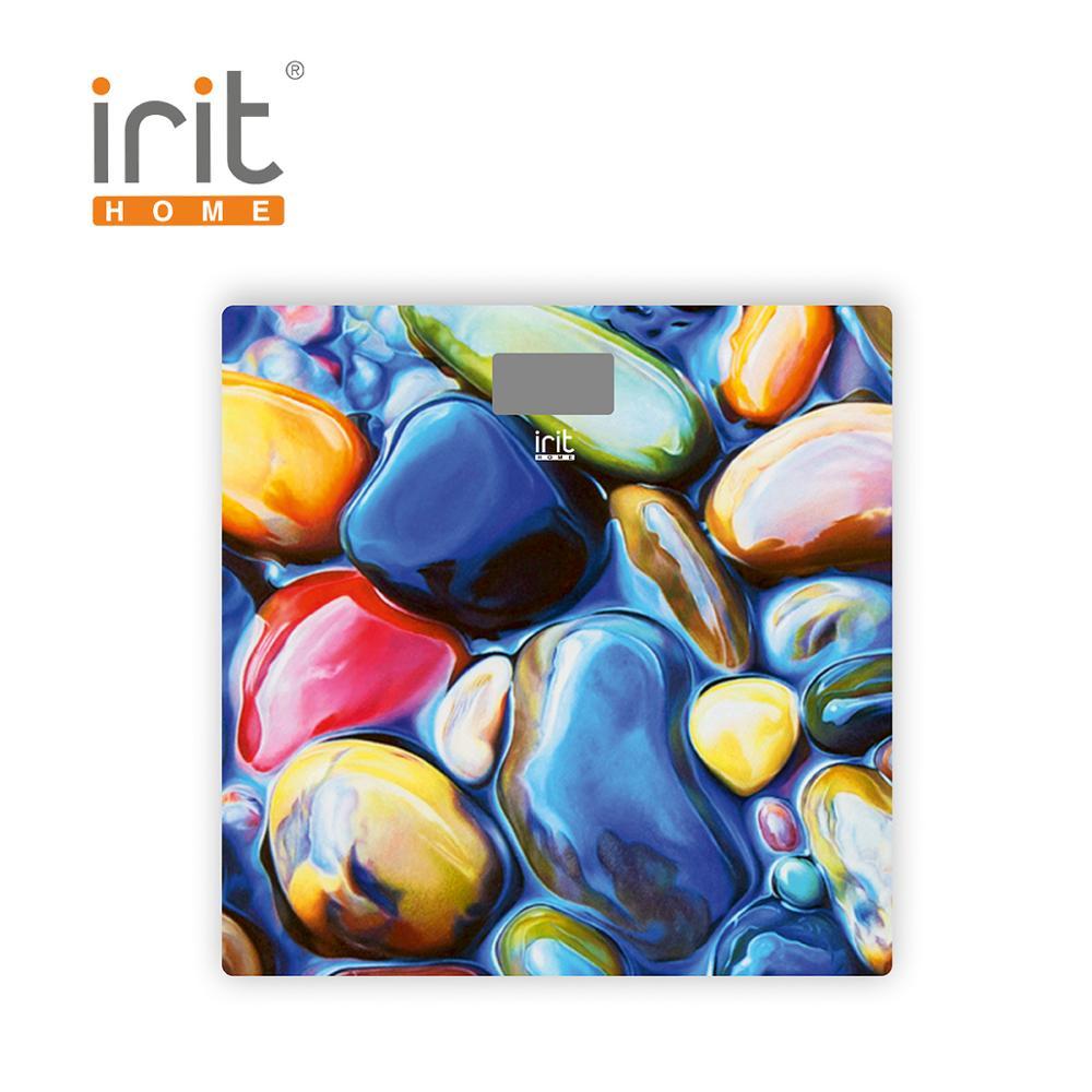 цены на Scale floor Irit IR-7260 Scale floor Scale smart Electronic body Scales for weighing human scales body weight в интернет-магазинах