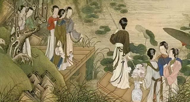 古代人的相亲方式有哪些? 秦朝赠送芍药花,唐宋民间组织相亲大会