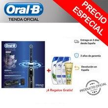 Oral-B Genius 10200W cepillo de dientes eléctrico recargable 10200 W Oral B cepillo oral b genius negro cepillo de dientes oralb
