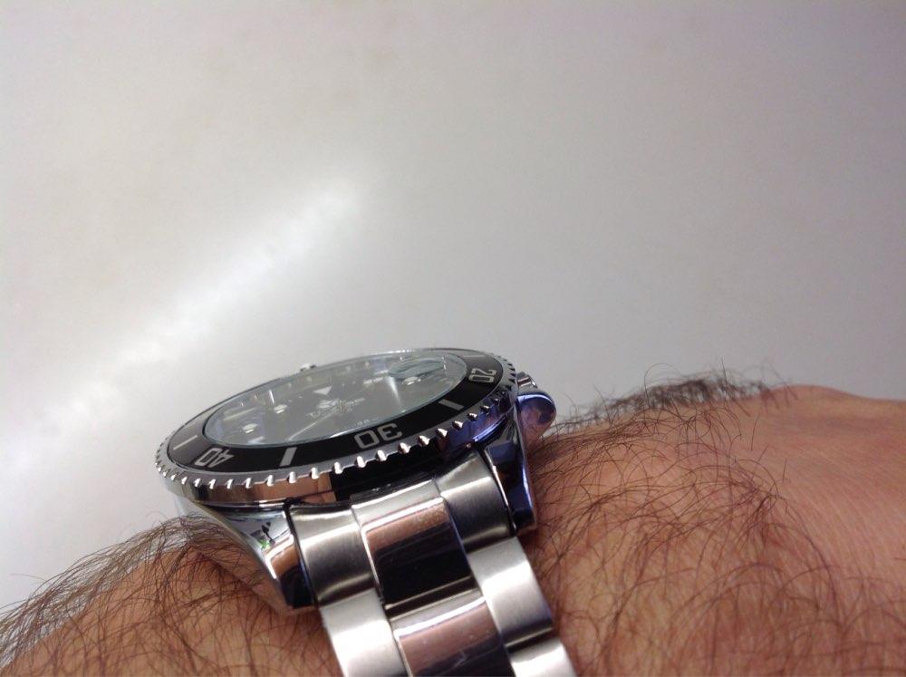 -- Superior Homens Relógio
