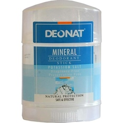 Desodorante Deonat-cristal deonate, limpio, palo plano, tornillo de salida (TWS