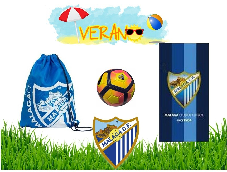 Lot Malaga CF Balon, Sack And Towel Co
