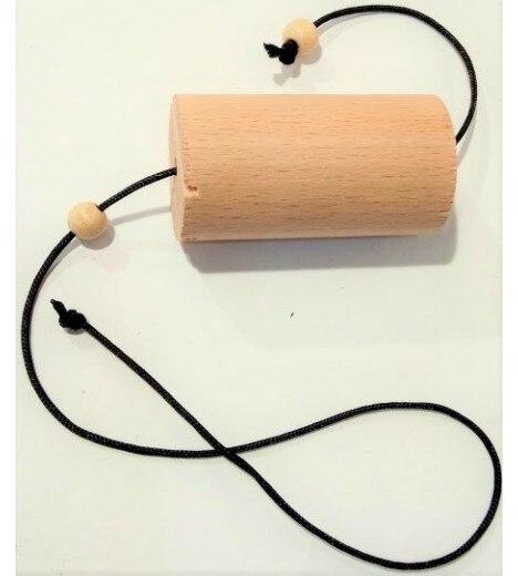 PENDULUM HEBREW Of Cedar, Without Tags (single Pendulum)