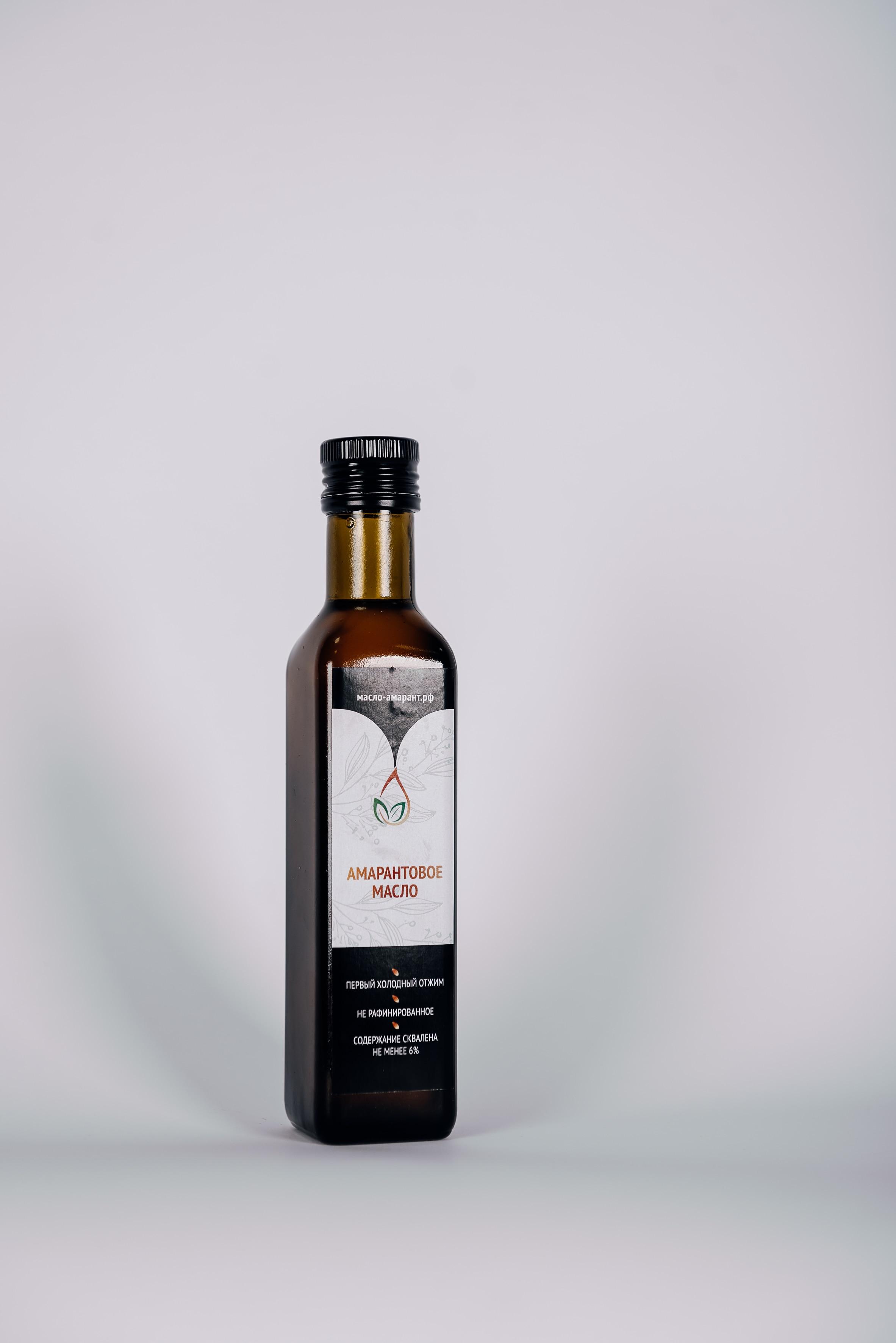 Амарантовое масло Bestoils.shop 250 мл