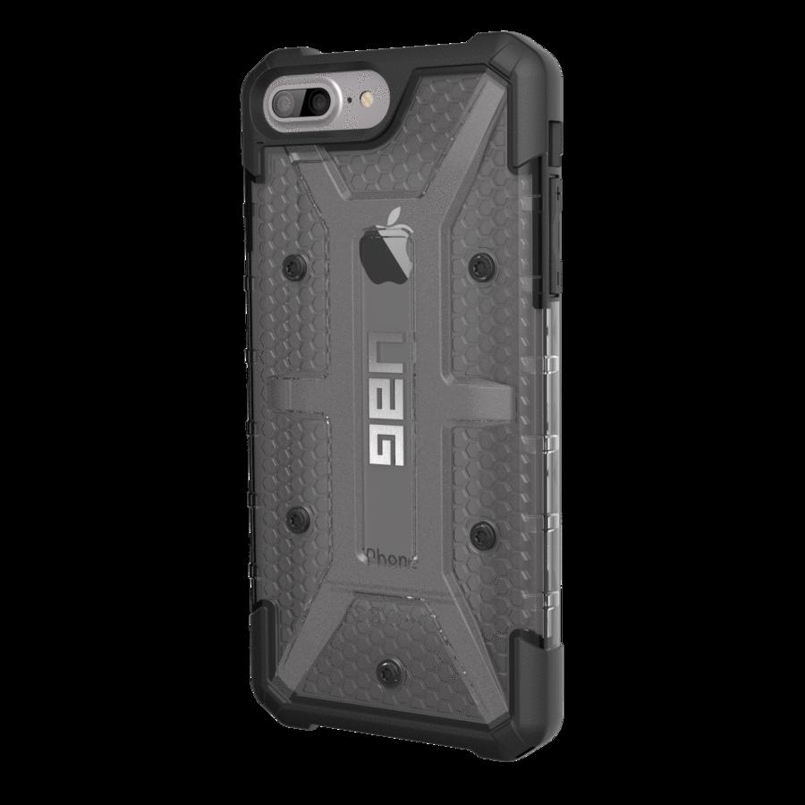 Protective case UAG Plasma for iPhone 8/7Plus ash (gray)