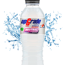 BENEDETTO UPGRADE NEUTRAL isotonic drink for sportsmen with water and mineral salts. Contains 12 units of 0.5L each
