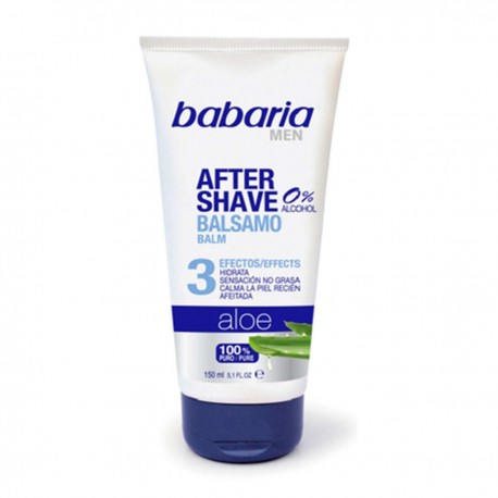 BABARIA MEN ALOE 150ML AFTER SHAVE BALM