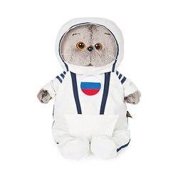 Soft toy Budi Basa Cat Basik suit astronaut, 25 cm