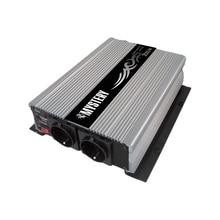 Преобразователь напряжения MYSTERY MAC-1000(12-220В, мощность 1000Вт, защита от перегрузки