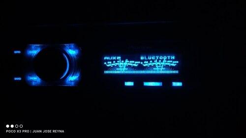 Biurlink-adaptador Bluetooth 5,0, Cable de Audio inalámbrico, Aux-in, para CD Pioneer IP-BUS