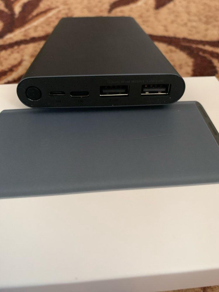 Xiaomi 3 Power Bank 10000mAh USB type C two way 18W quick charge Xiaomi Mi Power Bank 3 Xiaomi powerbank portable charger|Power Bank|   - AliExpress