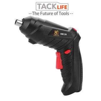 цена на TACKLIFE Cordless Mini electric Screwdriver 3.6V USB Chargeable Wireless Screwdriver Repair Tools Electric Drill Cordless Power