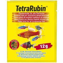 Корм для рыб TETRA Rubin в хлопьях для улучшения окраса всех видов рыб 12г