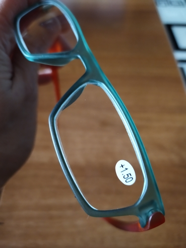 משקפי ראייה לגבר לאישה דגם 803 photo review