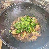 姜葱炒鸡(下饭菜)的做法图解8