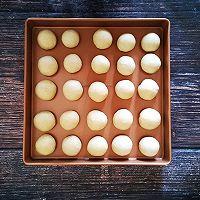"""#美食说出""""新年好""""#香香甜甜的牛奶拉丝小面包的做法图解4"""