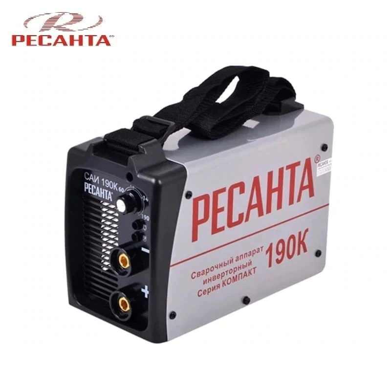 Инвертор сварочный аппарат Ресанта SAI-190K