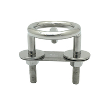 Sealux Transom Mount Ski Tow Marine Grade Stainless Steel 304 for Marine Boat Yacht