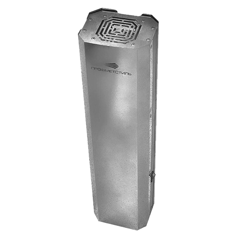 Air purifier (recirculator) bactericidal 15W-1, without a wall stand. Kills microbes, viruses