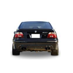 Dla BMW serii 5 E39 M5 1996 1997 1998 1999 2000 2001 2002 2003 dyfuzor tylnego zderzaka ABS z tworzywa sztucznego piano black|Zestawy karoserii|   -