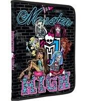 Папка для тетрадей на молнии, Monster High