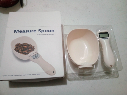 Dog Food Weighing Scales | Pet Food Scale photo review