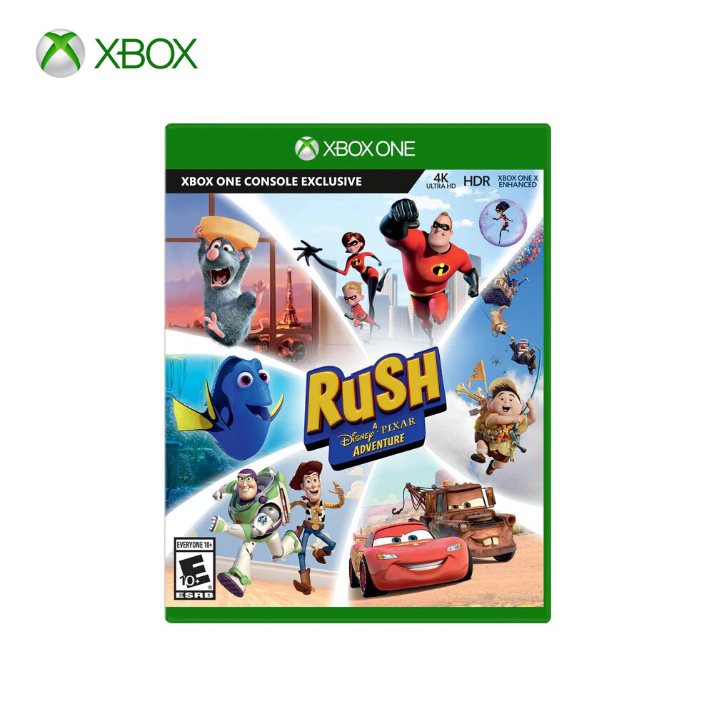 Игра Disney Pixar Rush (Xbox ONE)