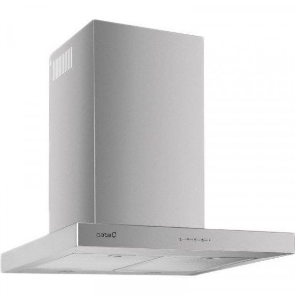 Conventional Hood Cata SYGMA 700 70 Cm 850 M3/h 67 DB 280W Stainless Steel