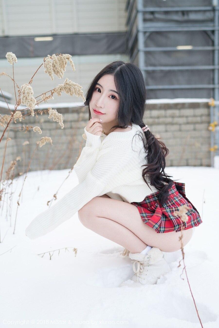 Cherry绯月樱 – 内地平面模特套图合集插图2