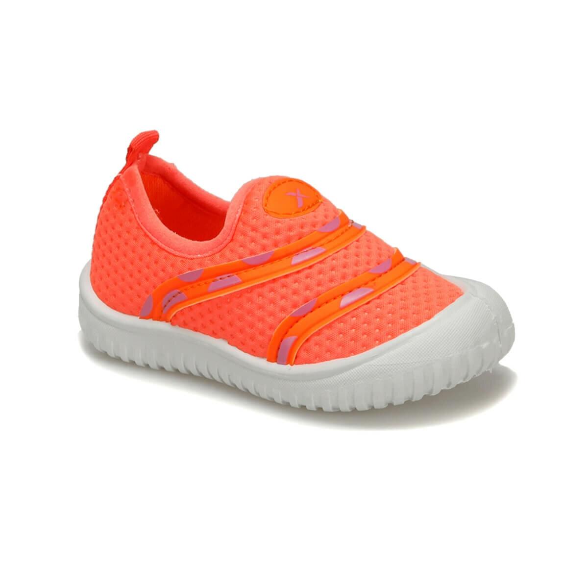FLO NAPOL Orange Female Child Shoes KINETIX