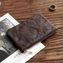 SIKU men's leather wallet…