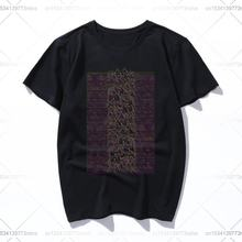 Ферр division глюк модная женская Хлопковая мужская футболка