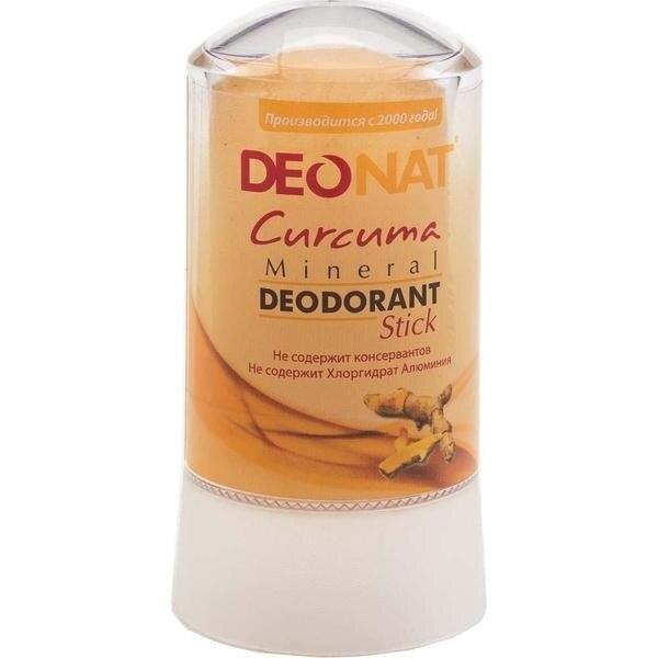 Deonat Deodorant-Crystal With Turmeric, 60g