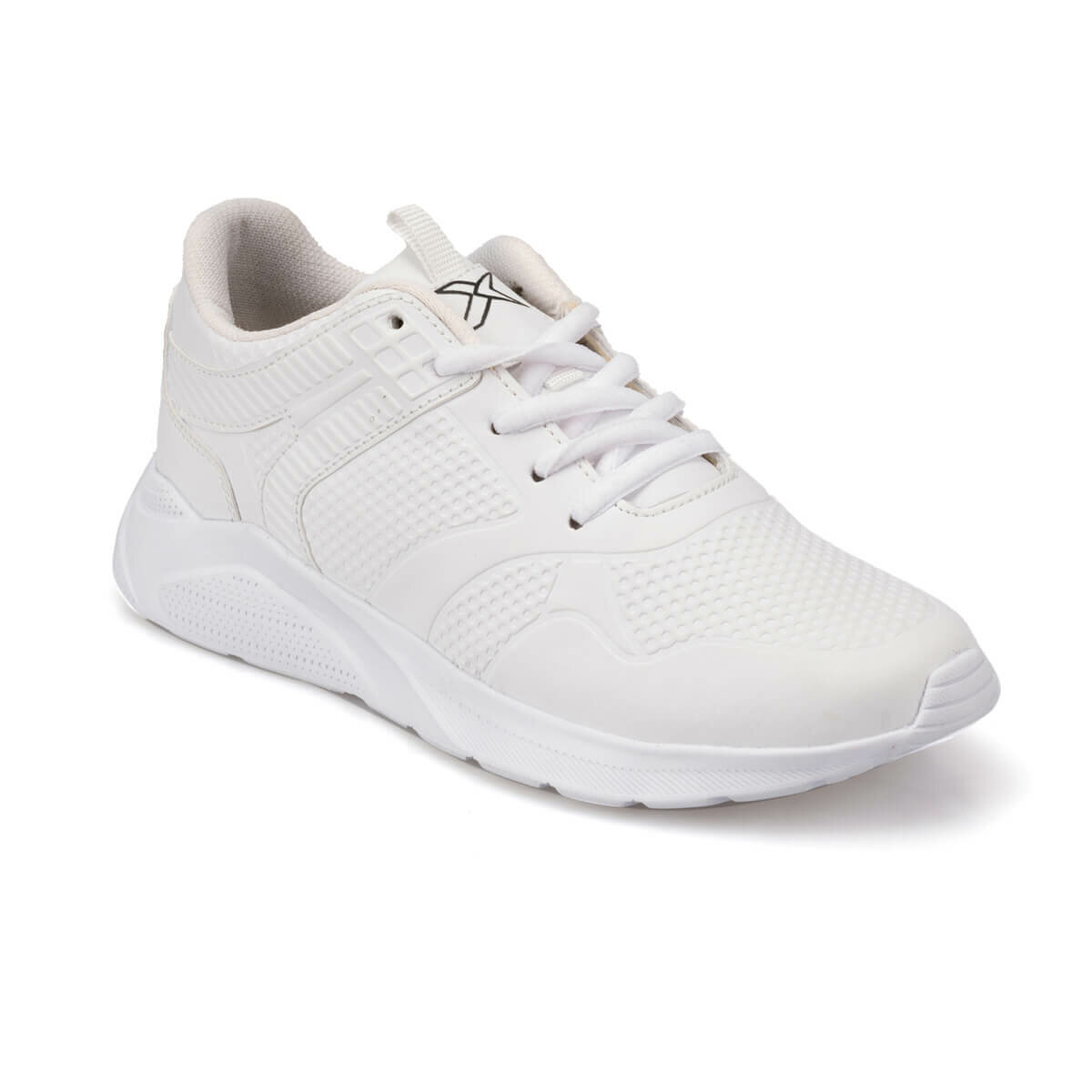 FLO NEDA PU W 9PR White Women 'S Sneaker Shoes KINETIX