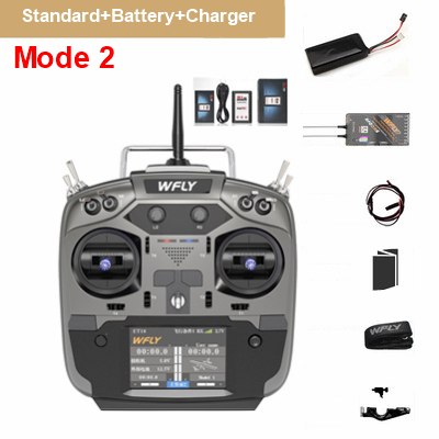 WFLY ET16 + RF209S + Battery + Charger